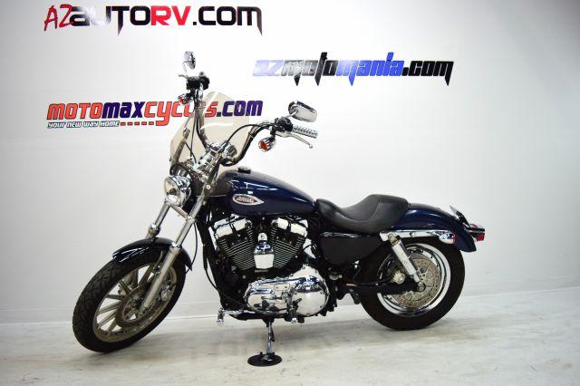 2007 Harley-Davidson XL1200C Salvage
