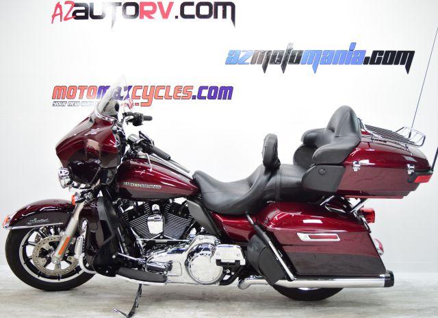 2014 Harley-Davidson FLHTK Electra Glide Ultra Limi