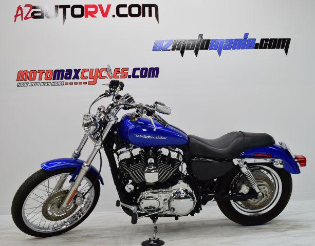 2007 Harley-Davidson XL1200C SPORTSTER