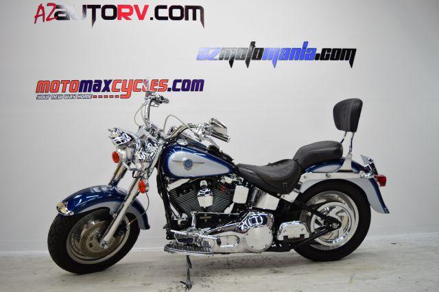 1999 Harley-Davidson FLSTF Fat Boy