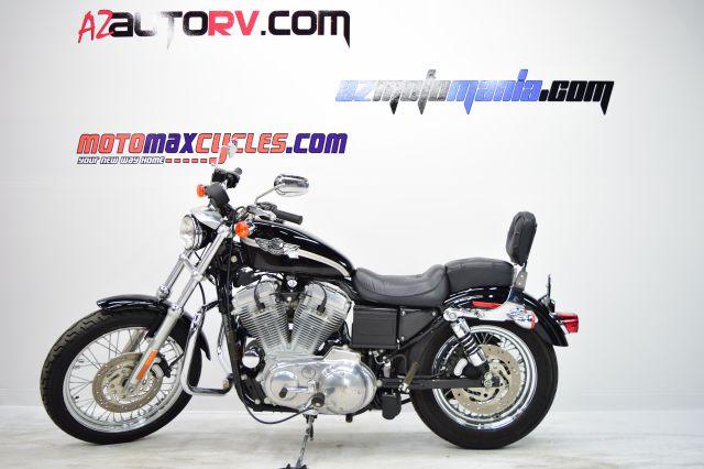 2003 Harley-Davidson XL883 Anniversary