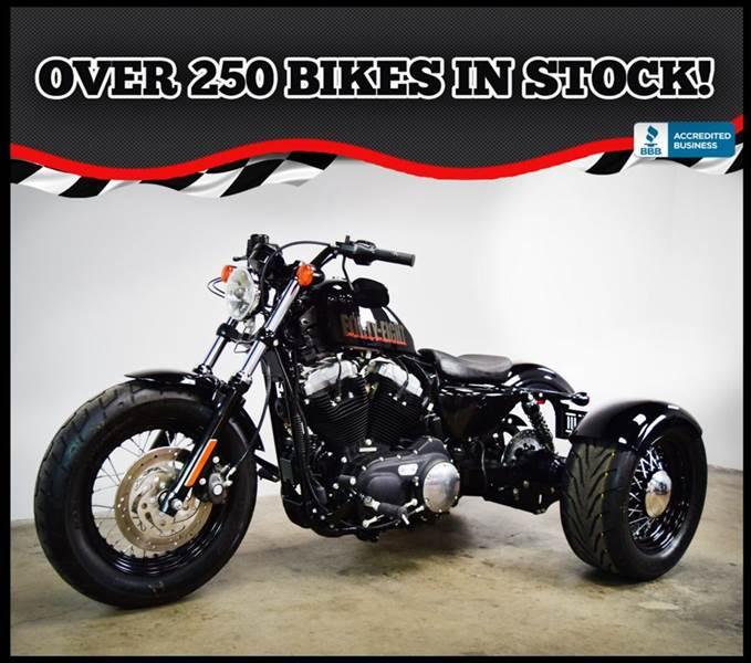 2012 Harley Davidson Xl1200x Forty Eight Yelvington Hd