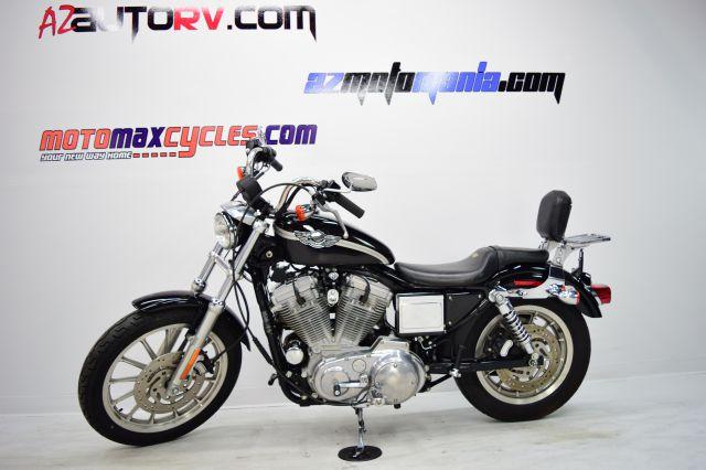 2003 Harley-Davidson XL883 Hugger Anniversary