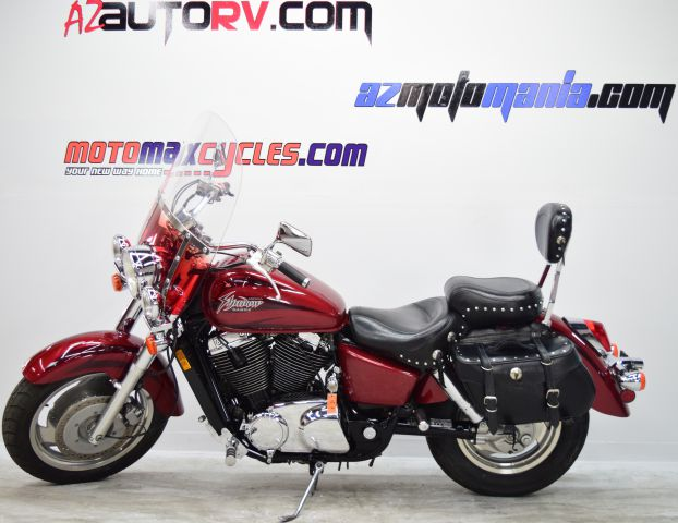 2000 Honda VT11C2AY Shadow Sabre