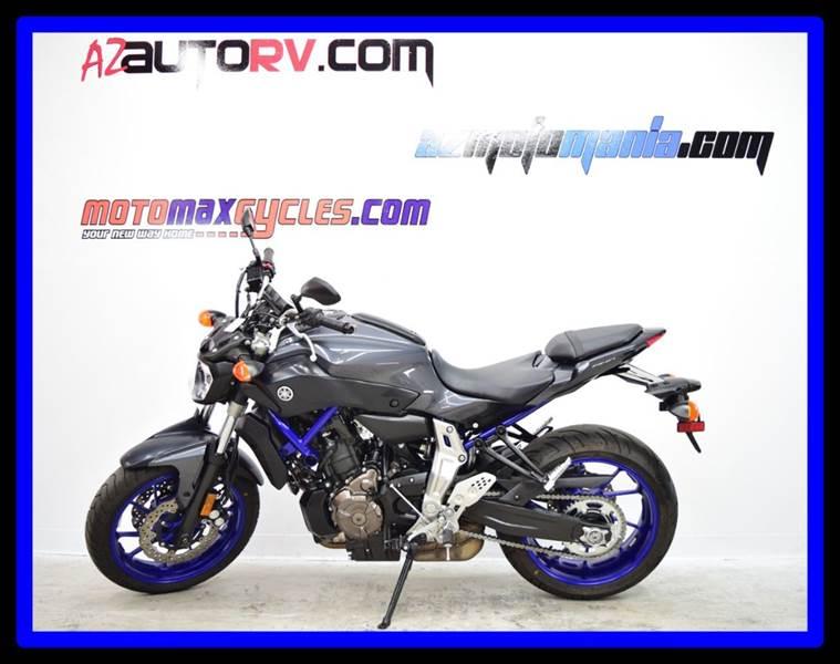 2015 Yamaha FZO7FGY/C FZ-07 (Liguid Graphi