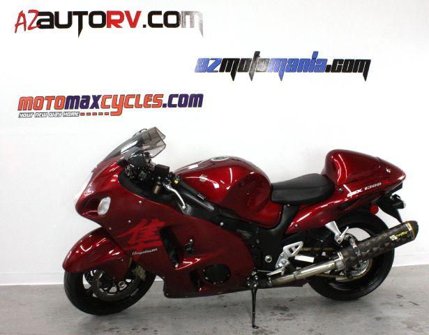 2007 Suzuki GSX-R1300RK7 Hayabusa