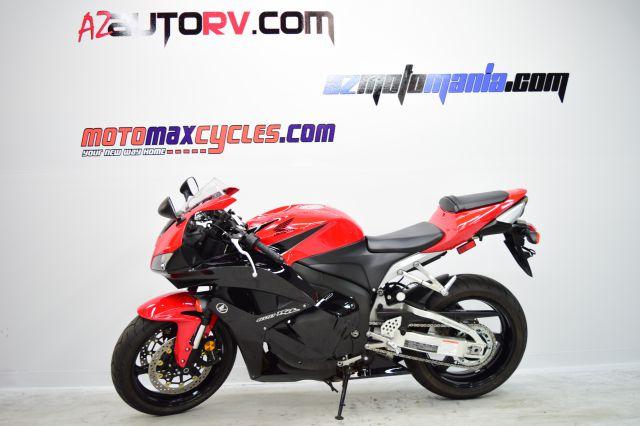 2011 Honda CBR600RRB