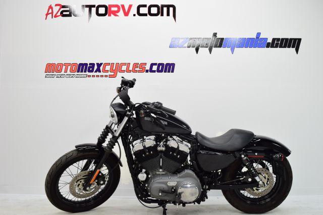 2011 Harley-Davidson XL1200N