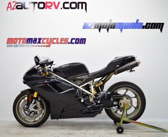 2009 Ducati 1198 S