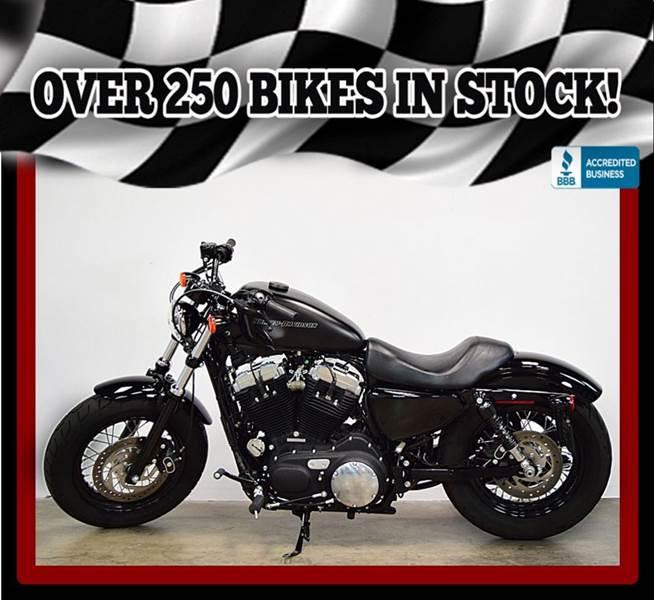 2014 Harley-Davidson XL1200X Forty-Eight