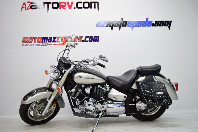 2004 Yamaha XVS11AS/C V-Star Classic