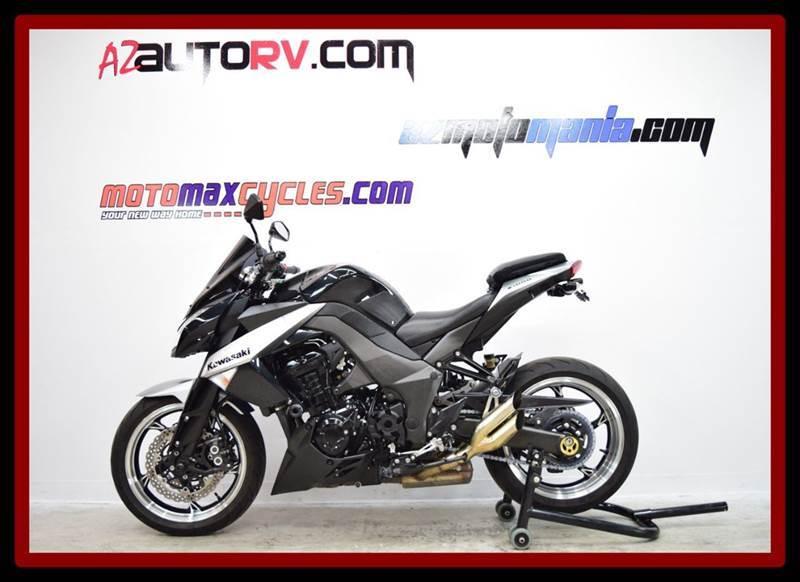 2010 Kawasaki ZR1000DAF Z1000