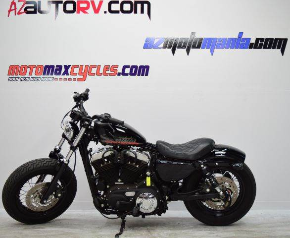 2010 Harley-Davidson XL1200X Sportster Forty Eight