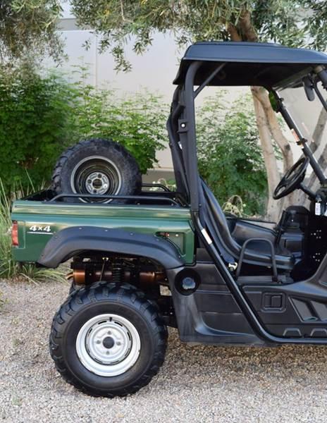 2007 Yamaha Yxr66fw Rhino 660 4wd Ebay