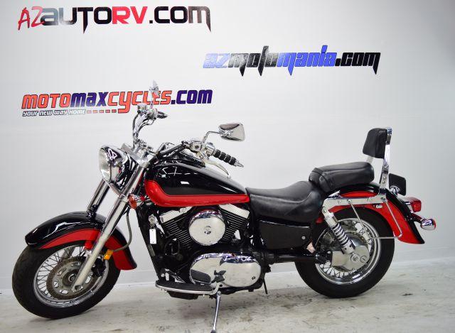 2004 Kawasaki VN1500E7 Vulcan Classic