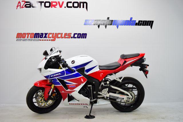 2013 Honda CBR600RRAD (ABS)