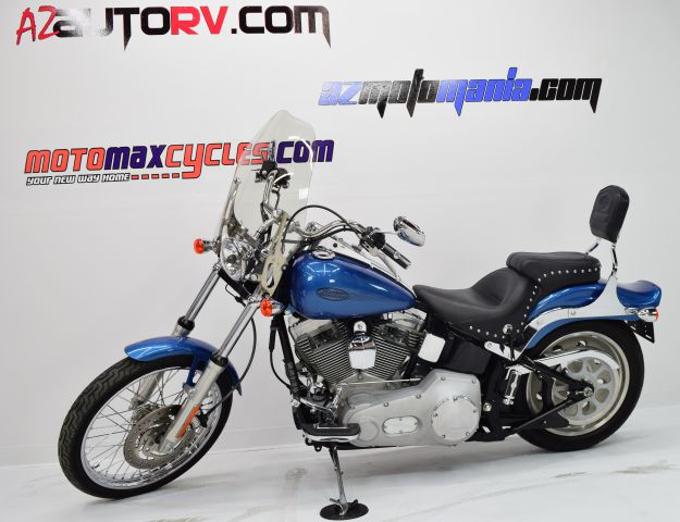 2006 Harley-Davidson FXSTI Softail