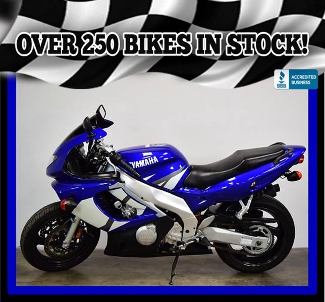 2002 Yamaha YZF600RP/C