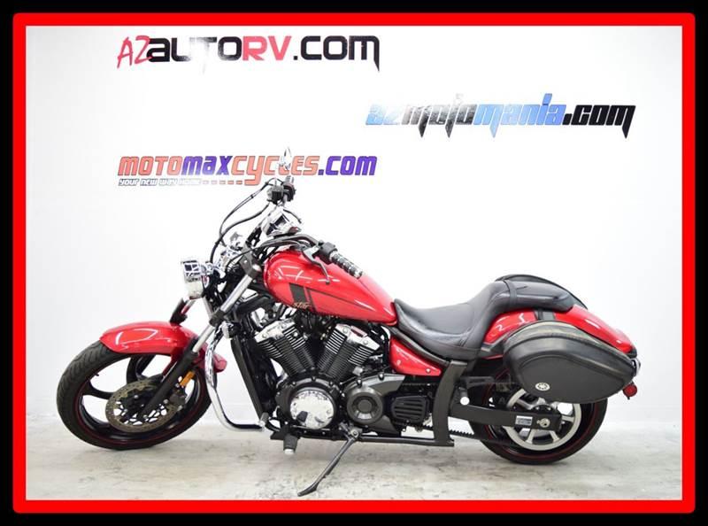2013 Yamaha XVS13CDR/C Stryker (Red)
