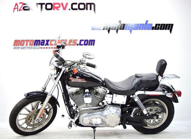 2002 Harley-Davidson FXD Dyna Super Glide