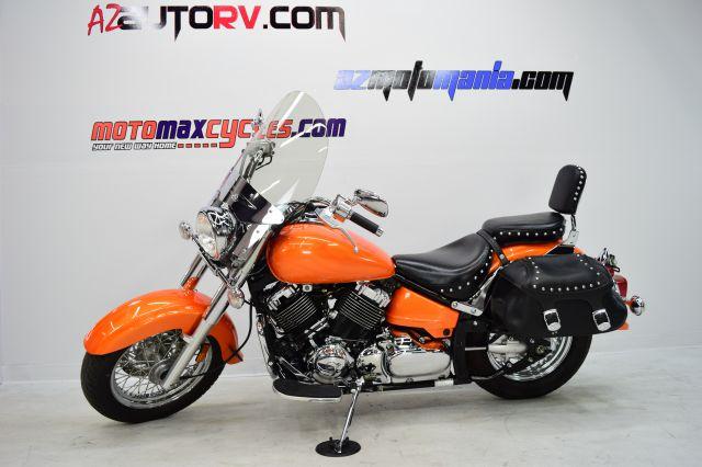 2005 Yamaha XVS65AT/C V-Star Classic