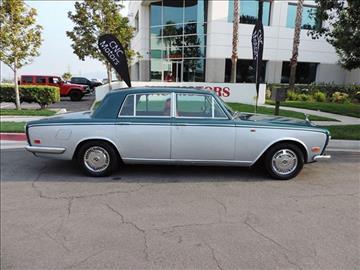1971 Rolls-Royce Silver