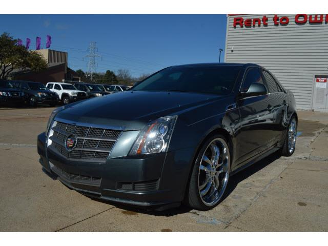 2010 cadillac cts 3 0l v6 luxury 4dr sedan in amarillo tx. Black Bedroom Furniture Sets. Home Design Ideas