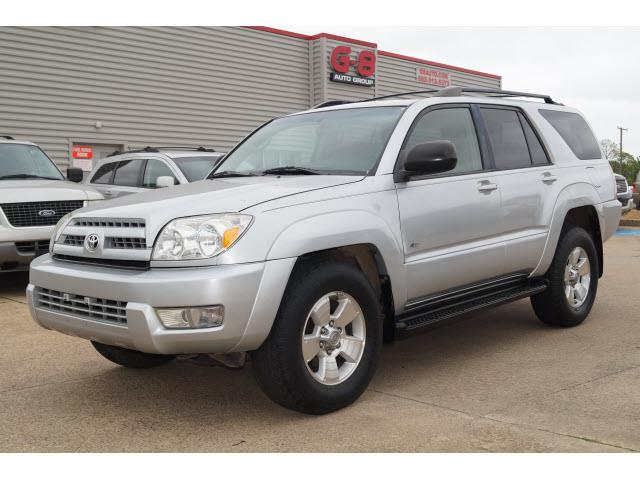 2004 toyota 4runner sr5 4dr suv in amarillo tx g8 auto group. Black Bedroom Furniture Sets. Home Design Ideas