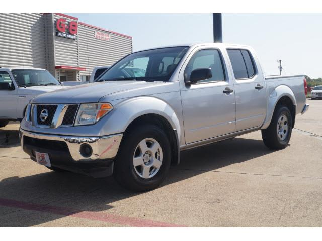 2006 nissan frontier se 4dr crew cab sb w automatic in amarillo tx g8 auto group. Black Bedroom Furniture Sets. Home Design Ideas