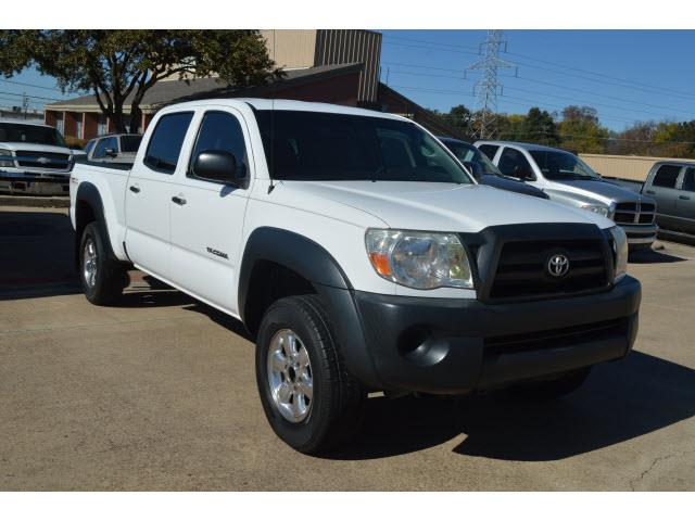 2008 toyota tacoma 4x2 prerunner v6 4dr double cab 6 1 ft lb 5a in fort worth tx g8 auto group. Black Bedroom Furniture Sets. Home Design Ideas