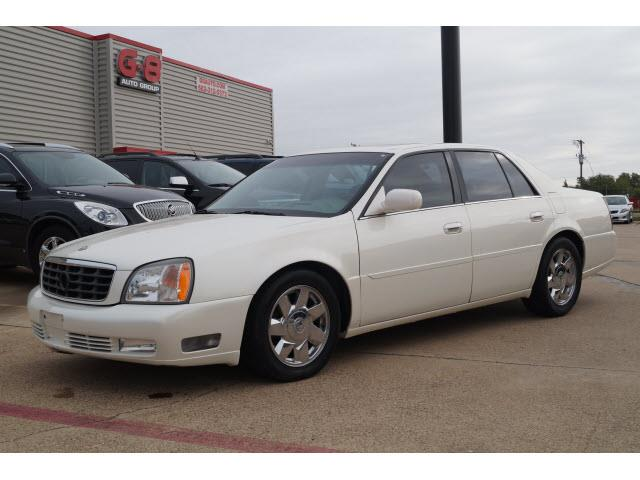 2002 cadillac deville dts 4dr sedan in amarillo tx g8 auto group. Black Bedroom Furniture Sets. Home Design Ideas