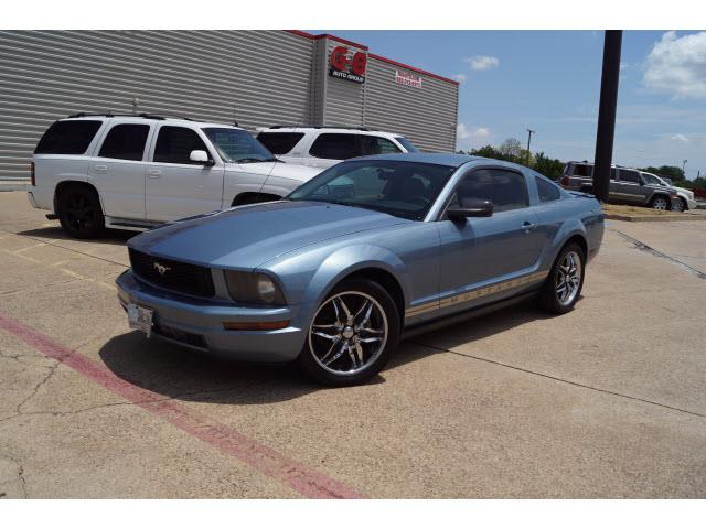 Ford Mustang V Deluxe Dr Fastback In Fort Worth TX G - 2007 mustang