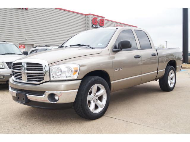 2008 dodge ram pickup 1500 lone star in amarillo tx g8 for Lone star motors inventory