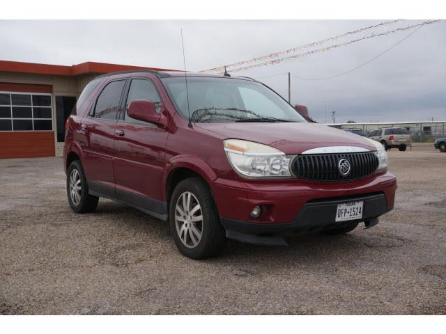 2006 buick rendezvous cxl 4dr suv in amarillo tx g8 auto. Black Bedroom Furniture Sets. Home Design Ideas