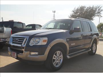 2007 Ford Explorer for sale in Fort Worth, TX