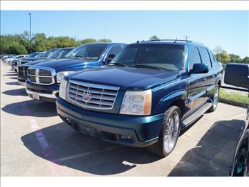 2005 Cadillac Escalade EXT for sale in Fort Worth, TX