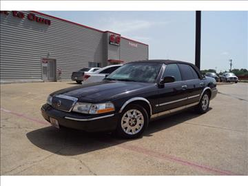 2005 Mercury Grand Marquis for sale in Fort Worth, TX
