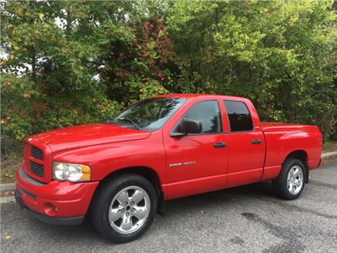 2002 Dodge Ram Pickup 1500 for sale in Chesapeake, VA