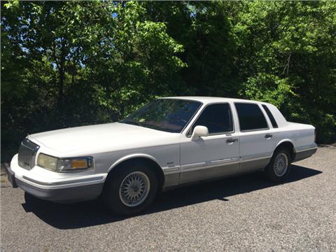 1996 Lincoln Town Car for sale in Chesapeake, VA