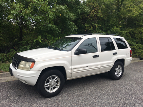 2002 Jeep Grand Cherokee for sale in Chesapeake, VA