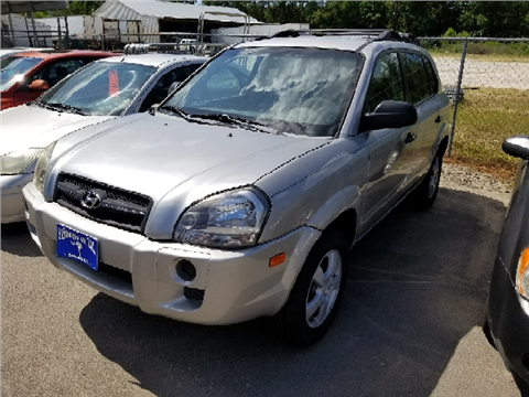 2006 Hyundai Tucson for sale in Camden, SC