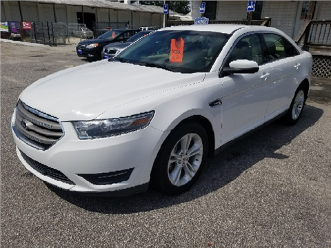 2013 Ford Taurus for sale in Camden, SC