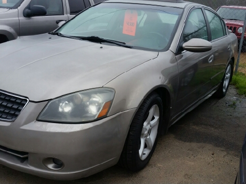 2005 Nissan Altima for sale in Camden, SC