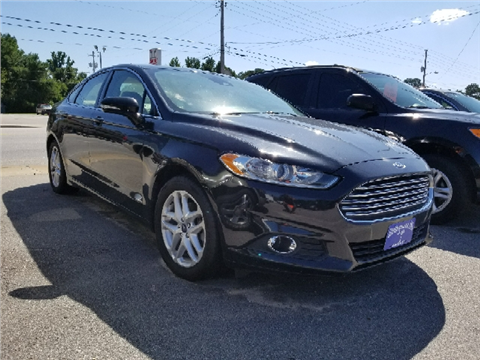 2014 Ford Fusion for sale in Camden, SC