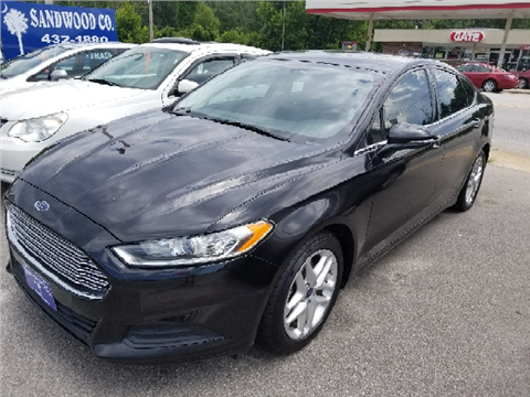 2013 Ford Fusion for sale in Camden, SC