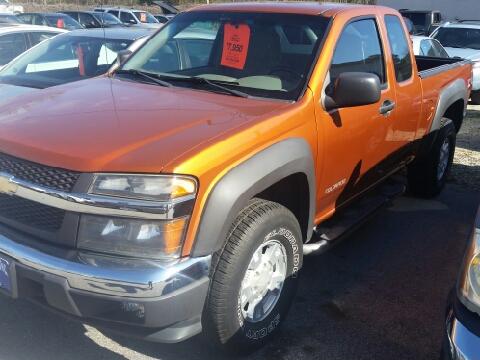 2005 Chevrolet Colorado for sale in Camden, SC