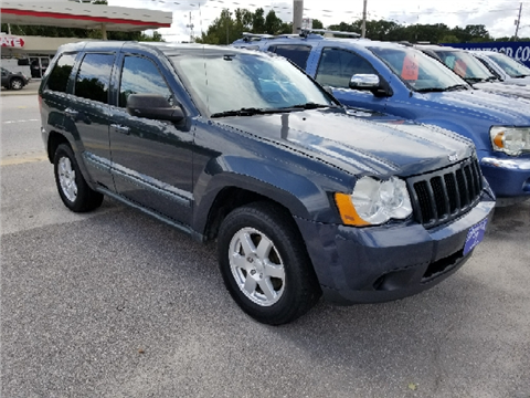2008 Jeep Grand Cherokee for sale in Camden, SC