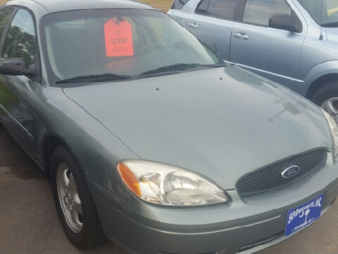2006 Ford Taurus for sale in Camden, SC