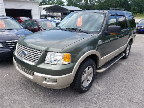 2006 Ford Expedition for sale in Camden, SC