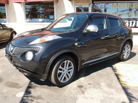 2012 Nissan JUKE for sale in Knoxville TN